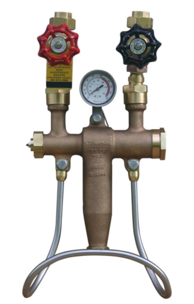Unidad de mezcla vapor-agua fría